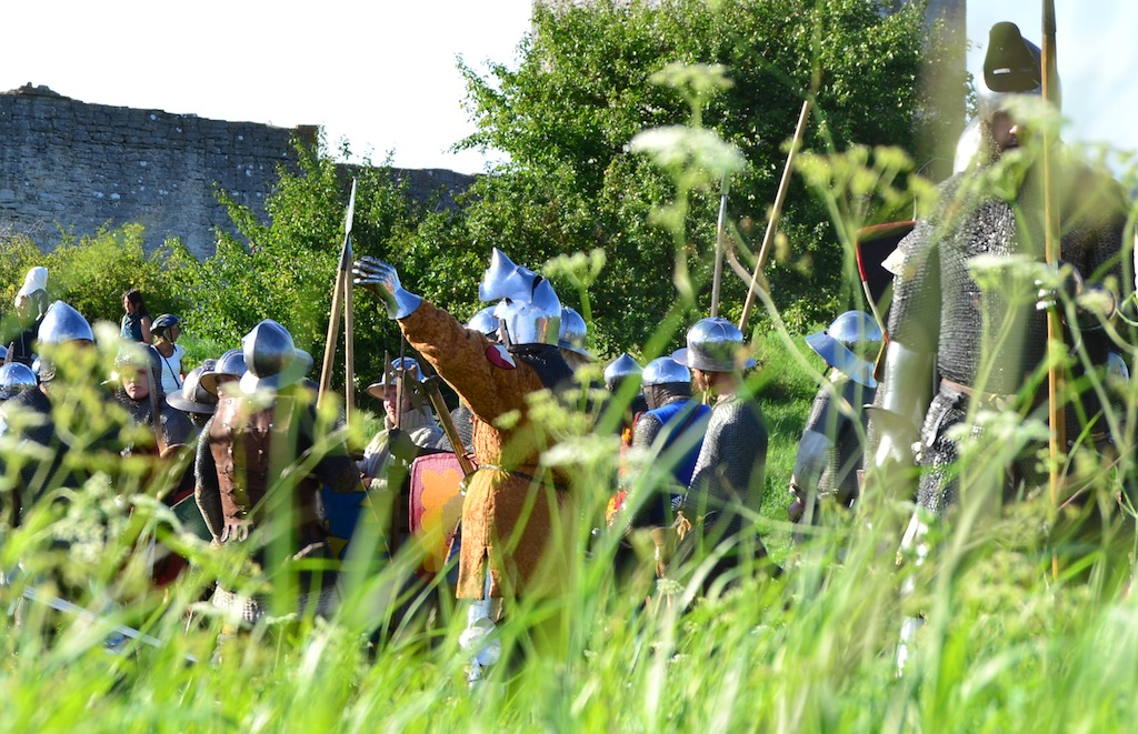 Battle of Wisby 2011 - Battlefield