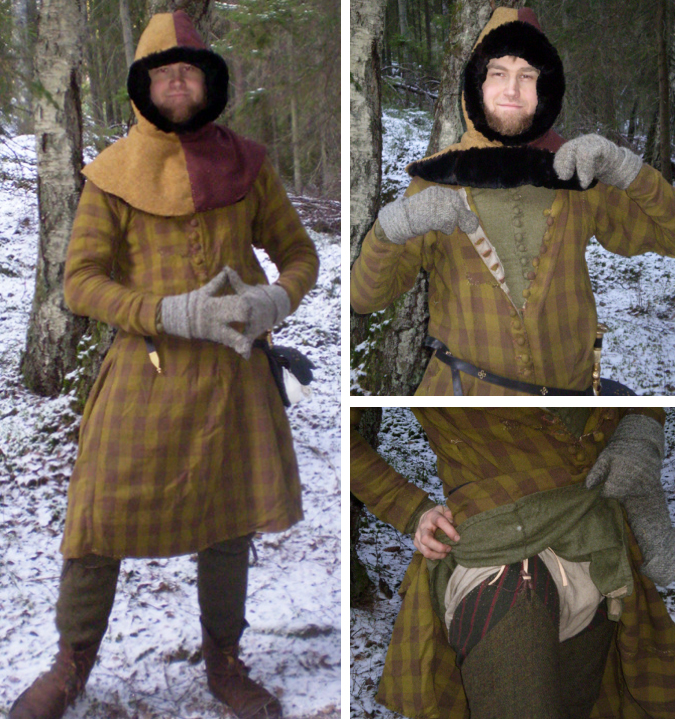 Sweden Winter Fashion: Albrechts Bössor