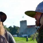 Battle of Wisby 2011 - Alex and Johan