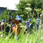 Battle of Wisby 2011 - Battlefield