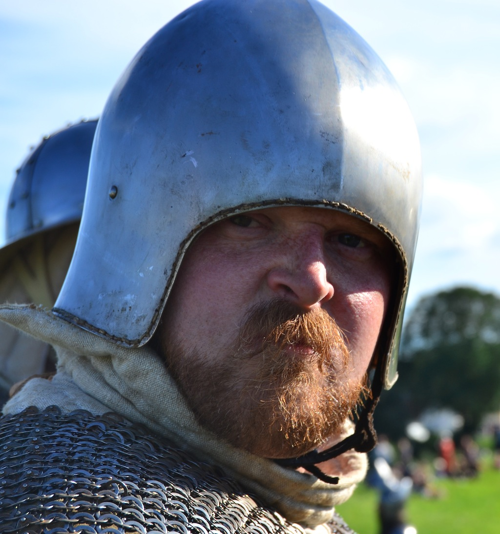 Battle of Wisby 2011 - Soldier
