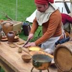Rikstornering Hovdala, 2012 - Peter cooking